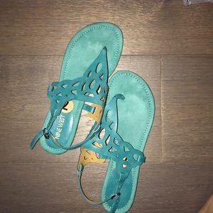Nine West sandals